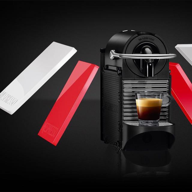 全新 Nespresso 膠囊咖啡機 ☕️☕️☕️