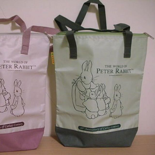 彼得兔 Peter Rabbit 手提袋 便當袋 環保購物袋