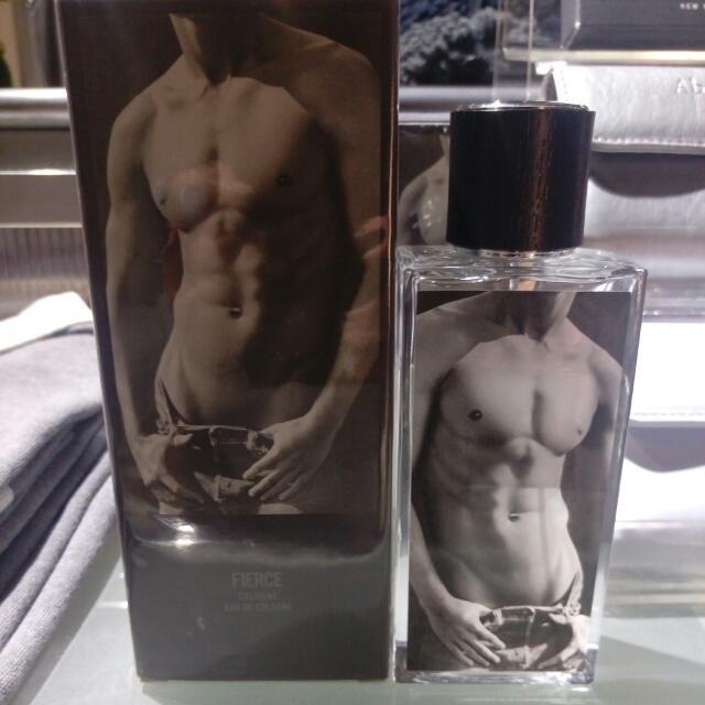 限量商品 Abercrombie&Fitch New York香水
