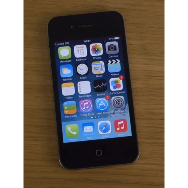 APPLE iPhone 4 32G 黑