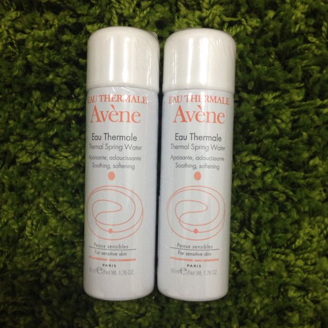 (Brand new) Avene spring water 50ml