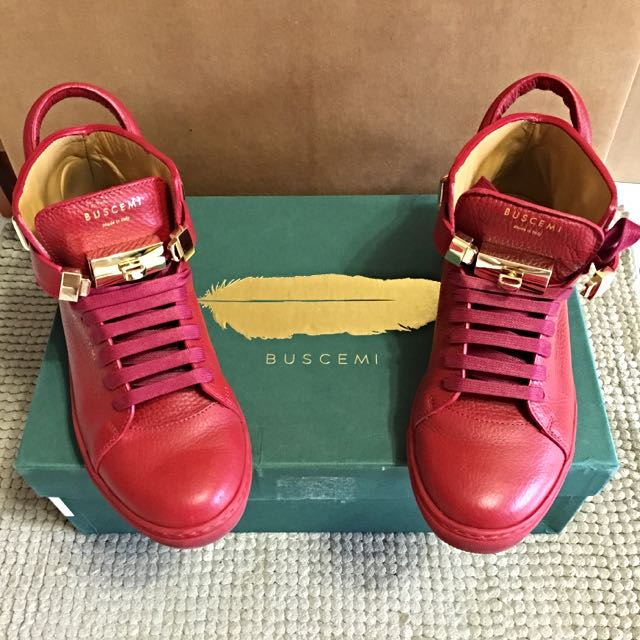 Buscemi 100mm Shoes