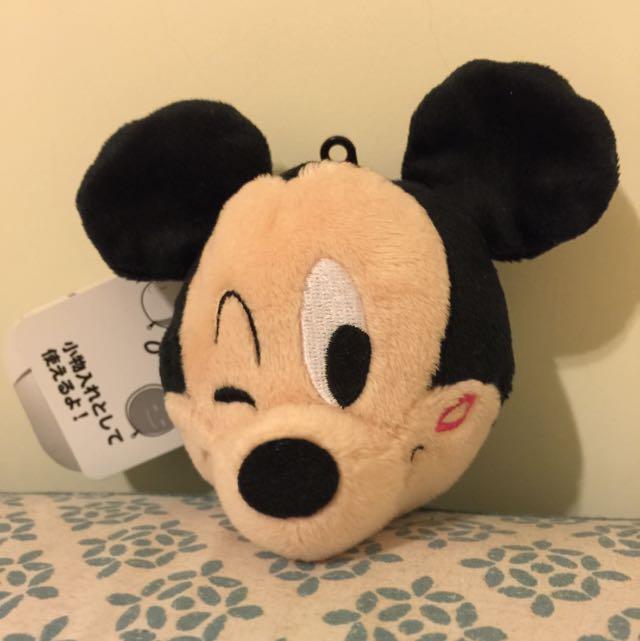 🇯🇵東京Disney購入Mickey 變身收納小物