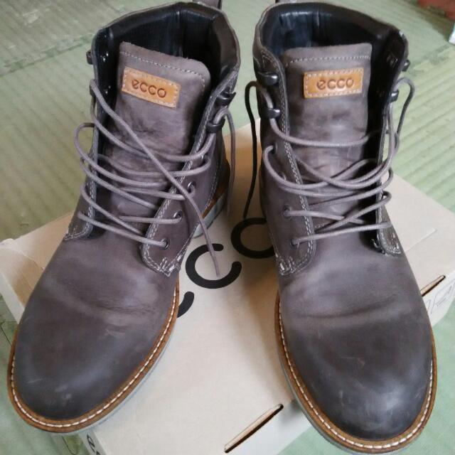 ECCO靴子 Us6~6.5