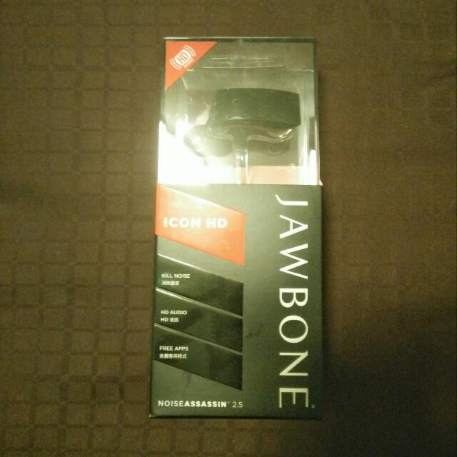 0681c759c30 Jawbone Icon HD Bluetooth Headset Earpiece BNIB Unopened ...