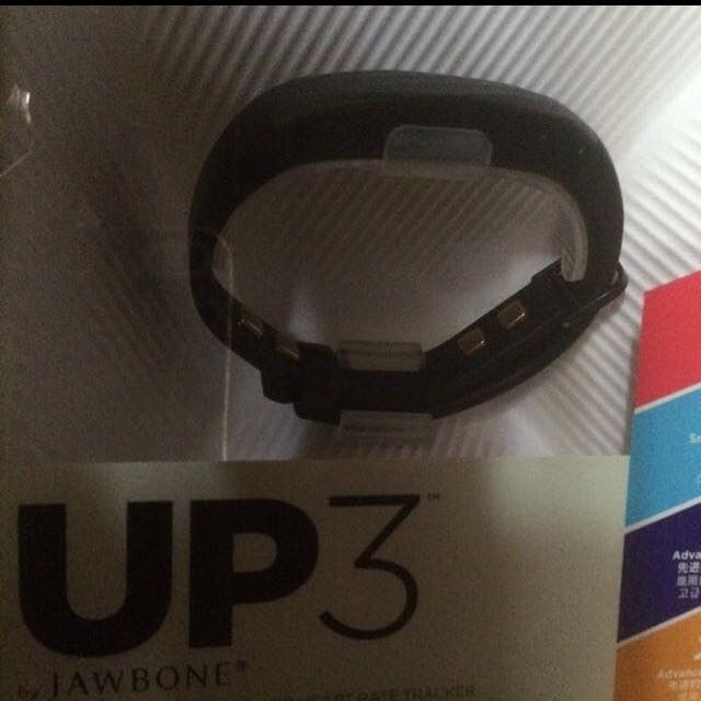 Jawbone UP3
