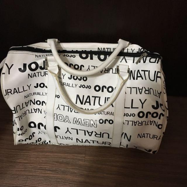 JOJO旅行袋