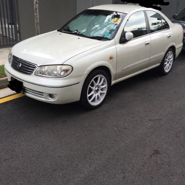 ON HOLD] Nissan Sunny Super Saloon N16 parts, Cars on Carousell