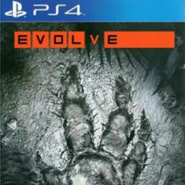 PS4 惡靈進化 中文版