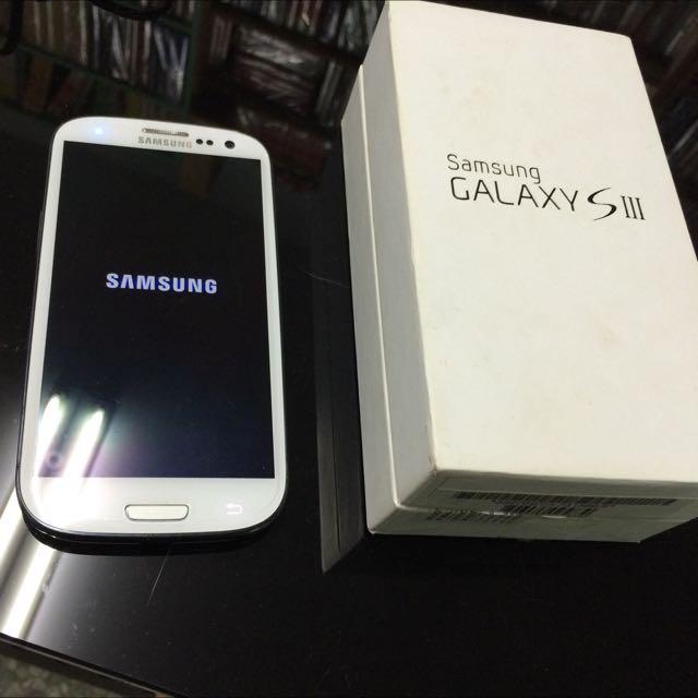 Samsung GALAXY S3 SIII 三星16GB