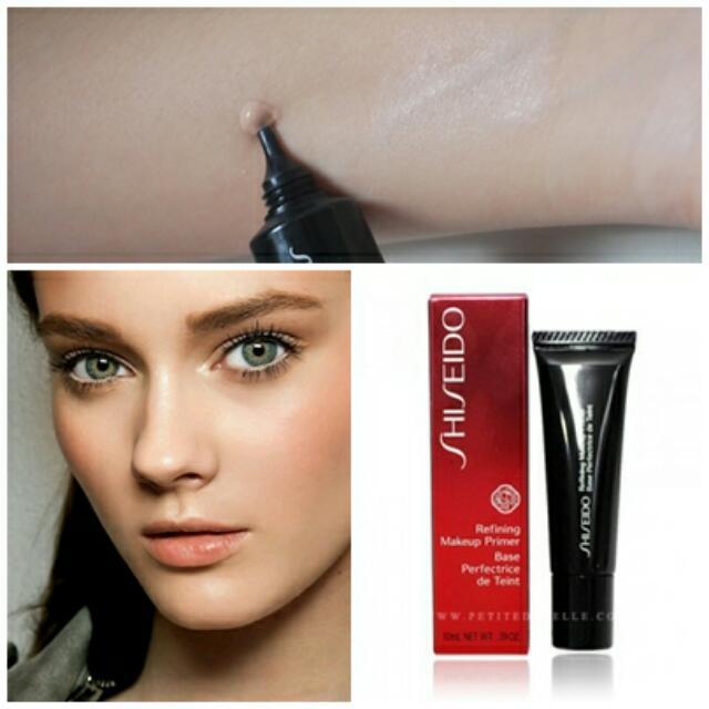 Photo. Photo. Reserved Shiseido Refining Makeup Primer ...