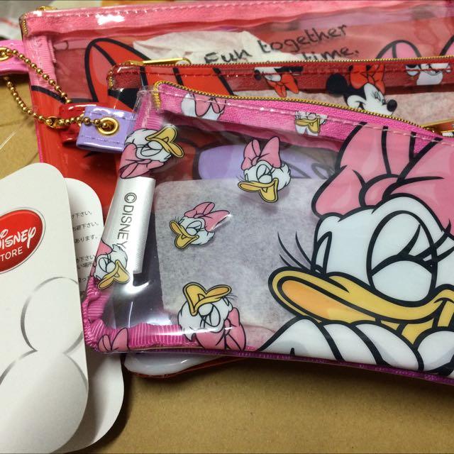 迪士尼夾鏈包-大中小size一次滿足