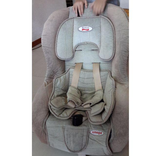 Used Britax Car Seat Suitable For Infant Till 18 Kg Babies Kids