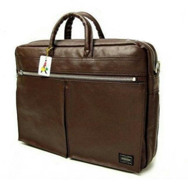 ·現貨·Yoshida& Co. 吉田 日本 PORTER  公事包 側背包 電腦包 單肩包 斜跨包 手提包