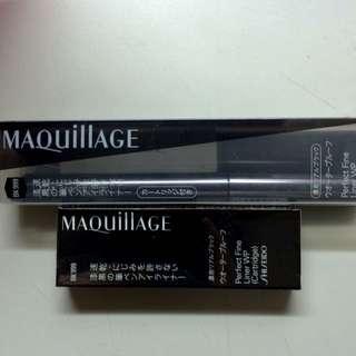 Maquillage心機自動眼線液EX#BK999