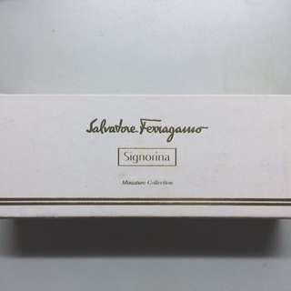 Salvatore ferragaomo 芭蕾女伶小香禮盒