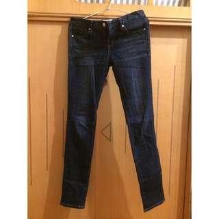 經典彈性藍牛仔褲👖