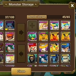 Trading/Selling Global Summoner Wars Acc