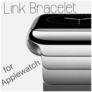 Link Bracelet Stainless Steel Straps for Applewatch, Iwatch, Apple Watch