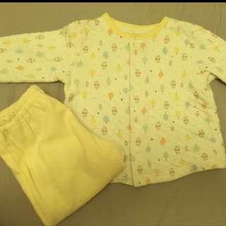 麗嬰房空氣棉
