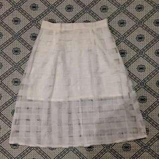 Pre ❤️ Twenty3 Sheer Skirt