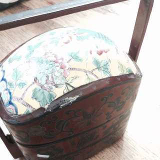 Peranakan Vintage Small Lunchbox