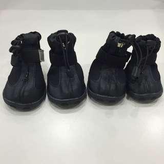 防水防滑耐磨鞋牛筋底 狗狗鞋子 賠售