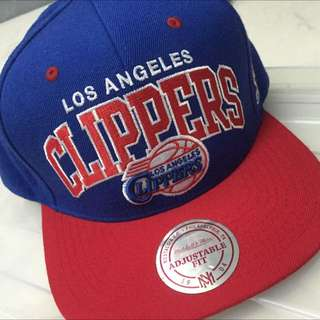 Mitchell & Ness SnapBack Clippers  快艇