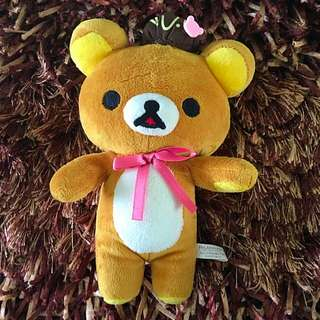 Authentic Rilakkuma Softtoy