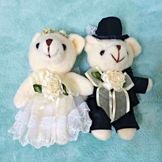 🚚 結婚小🐻玩偶