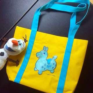 Rody黃色購物袋