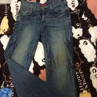 'Ibs牛仔褲