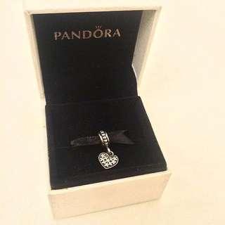Pandora潘朵拉愛心垂飾