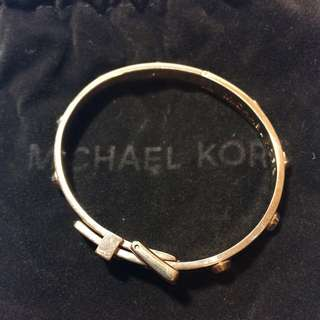 Michael Kors 玫瑰金手環
