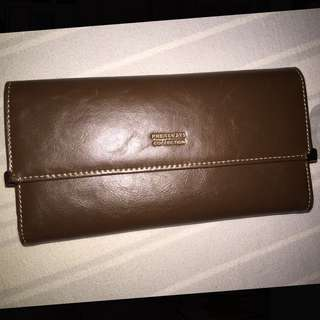 Lether Brown Wallet