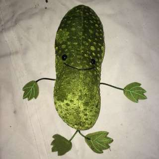Pickle toy