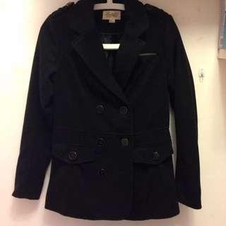 全新 質感加拿大帶回 Forever 21 大衣 外套 夾克 保暖 材質好