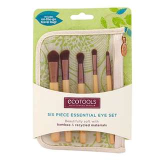 NEW INSTOCK Ecotools Six Piece Essential Eye Set