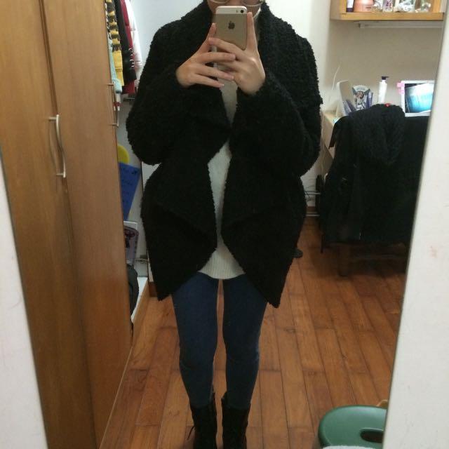 超有份量保暖外套
