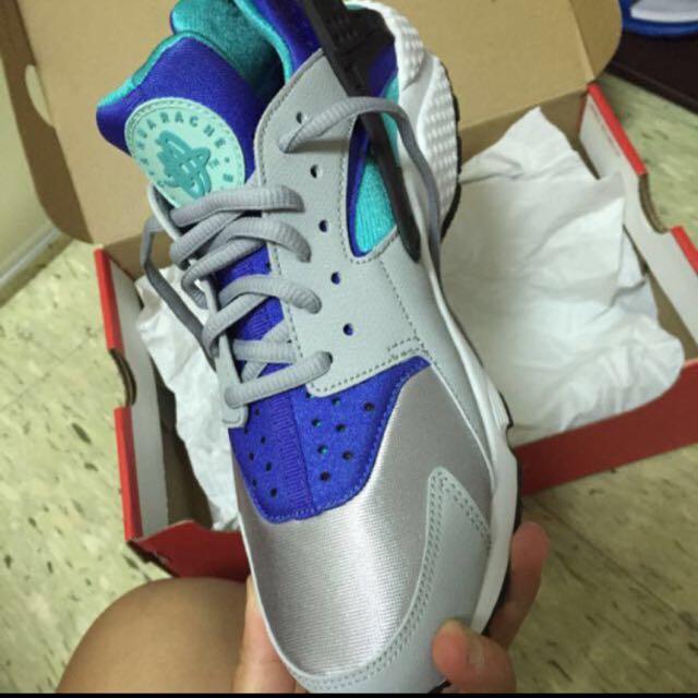 葡萄紫武士鞋 保證正品