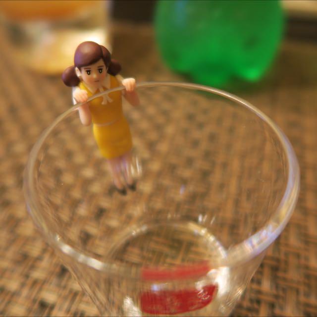 偷看杯緣子 一代 - Loft 百貨黃色限定