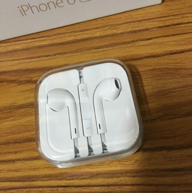 保留中 全新 Apple 原廠 耳機