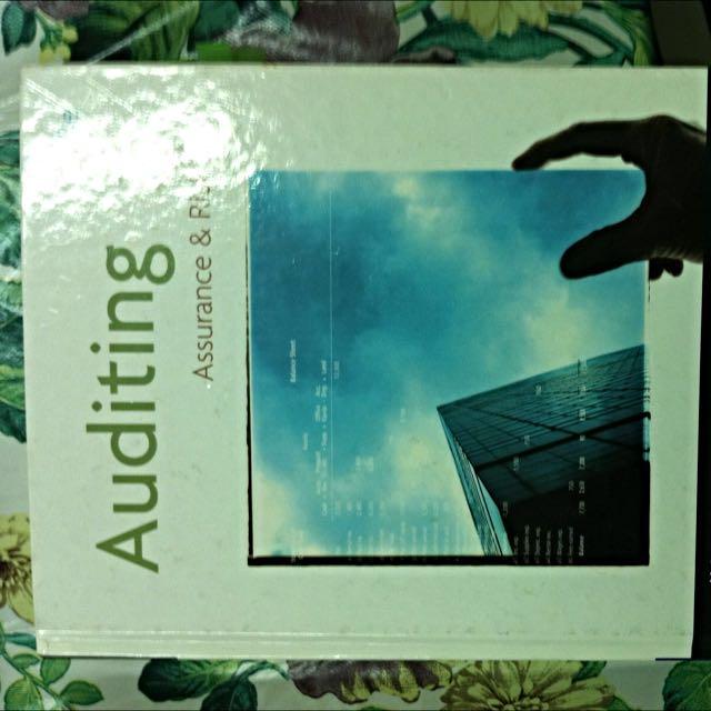 Audit Textbook