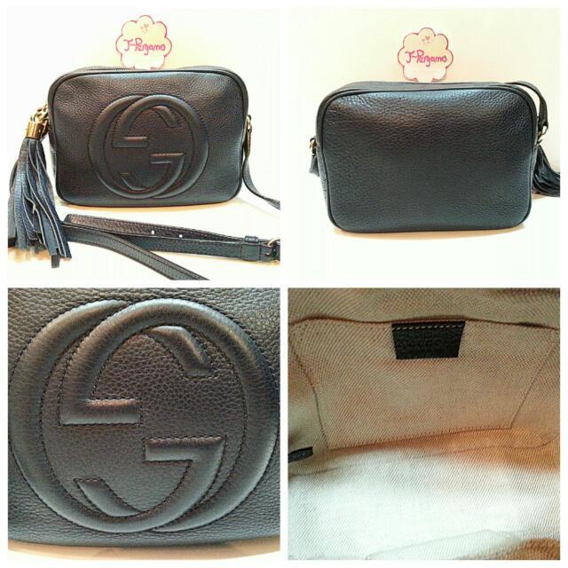 c6de0a5e897 Authentic Gucci Soho Disco Sling Bag    Only For Sale        NO TRADE         Fixed Price Non-Neg       定价