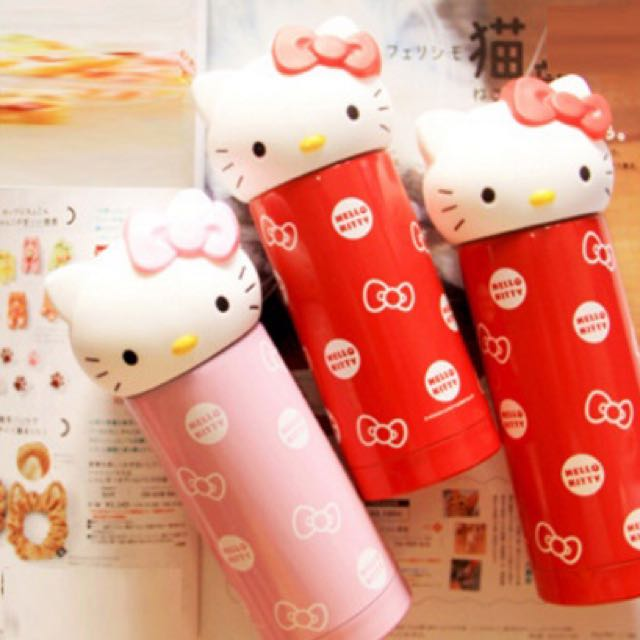 Hello Kitty 保溫瓶