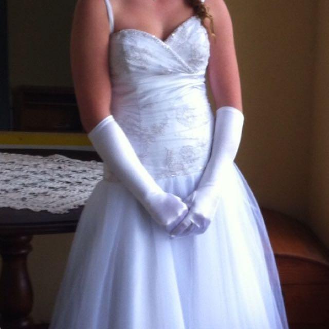HERA COUTURE: Custom made Deb dress