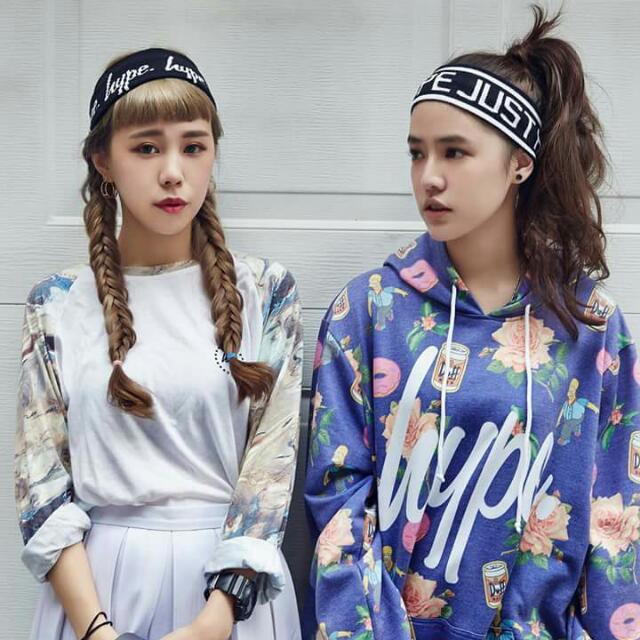 HYPE X BANG 頭套