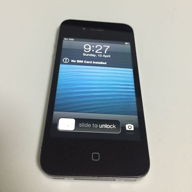 iPhone 4s Perfect Condition 32gb