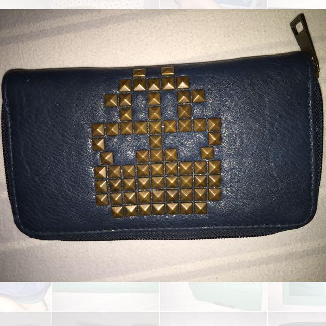 Kull Blue Wallet