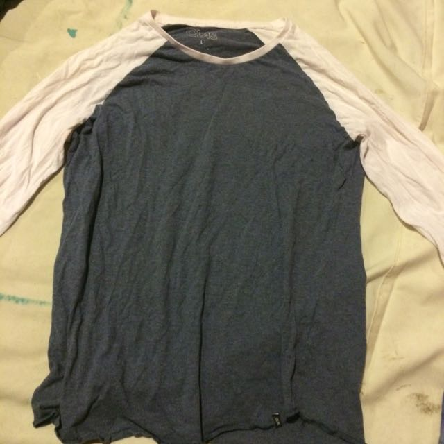 large long sleeve top
